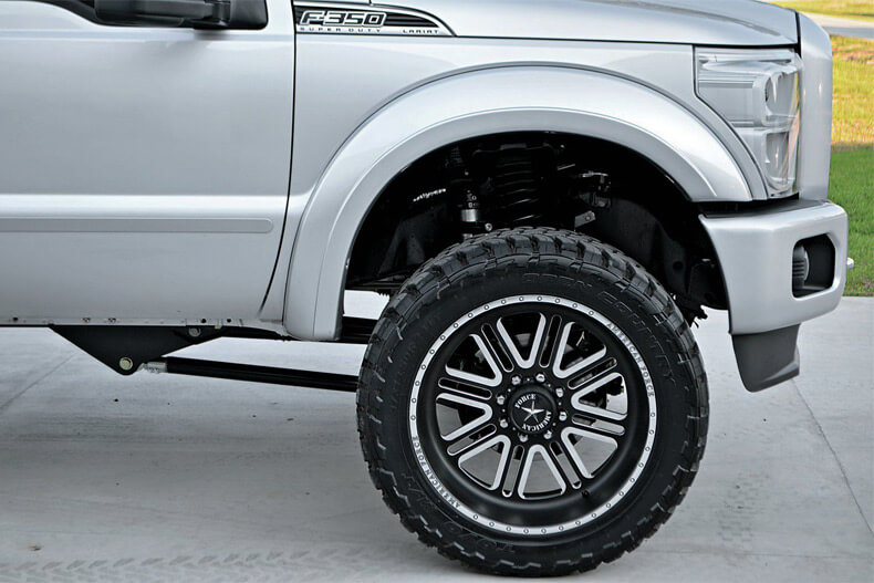 American Force Wheels on Ford F-150