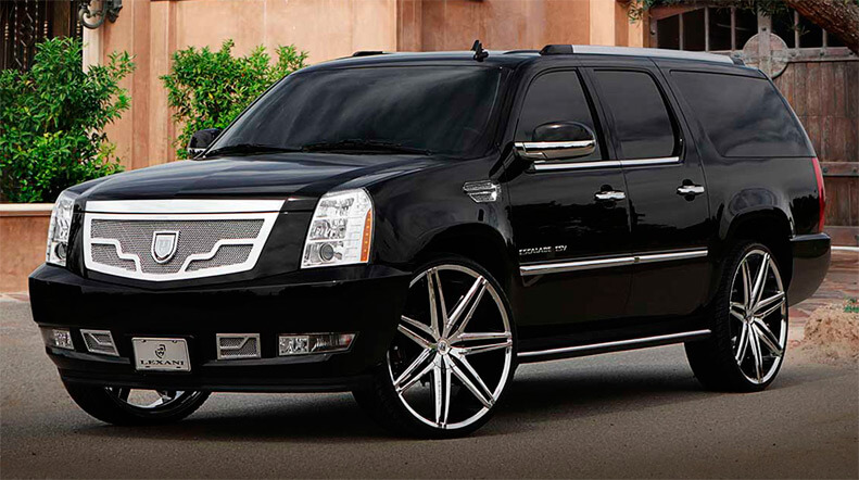 Cadillac Wheels & Rims