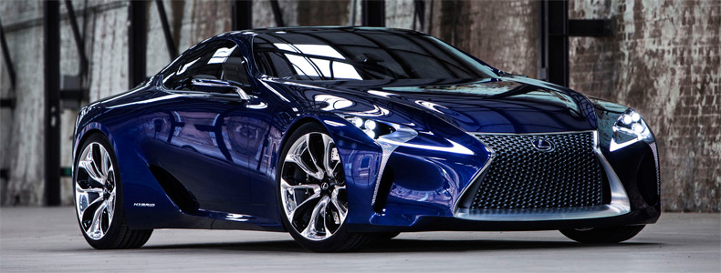 Lexus Wheels & Rims