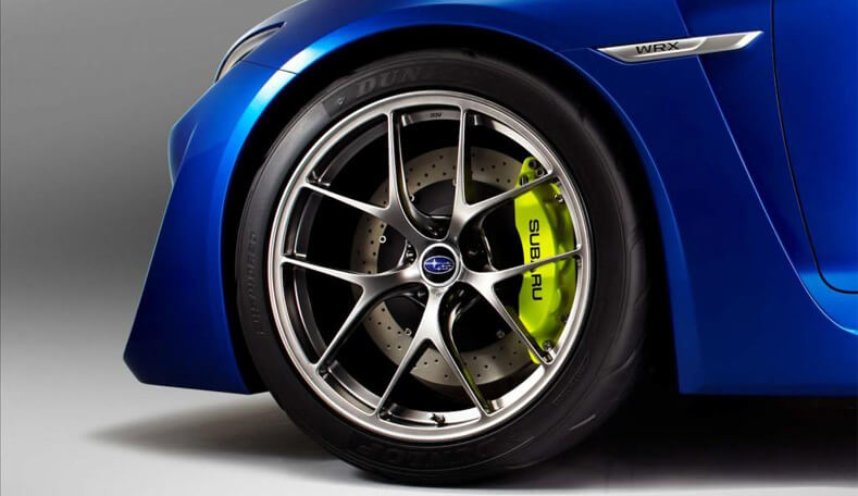 Cast Alloy Wheels