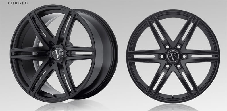 Forged Alloy Wheels